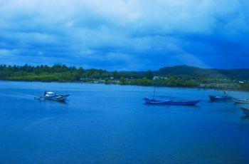 Muara Pelabuhan Bojong Salawe