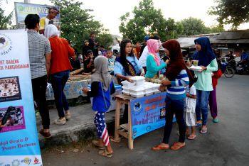 Ngabuturit Bersama Mojang Jajaka Kabupaten Pangandaran