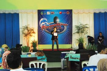 Pangandaran Idol Singing Competition 2014
