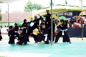 Pasanggiri Pencak Silat Jawara Pakidulan Pangandaran 2014