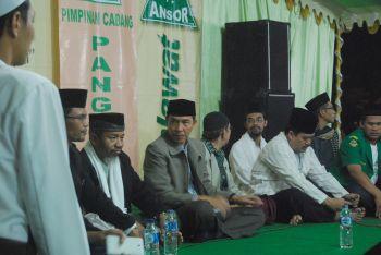 Pejabat Daerah Hadir Dalam Ansor Bersholawat