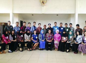Pembukaan Mojang Jajaka Kabupaten Pangandaran 2014