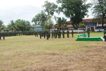 Peringatan Hari Juang Kartika di Kabupaten Pangandaran