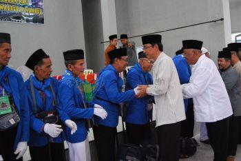 Hari Ini Pj. Bupati Pangandaran Lepas 65 Peserta Calon Jemaah Haji
