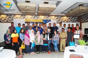 Seminar Optimalisasi Tingkat Kunjungan Hotel dan Homestay