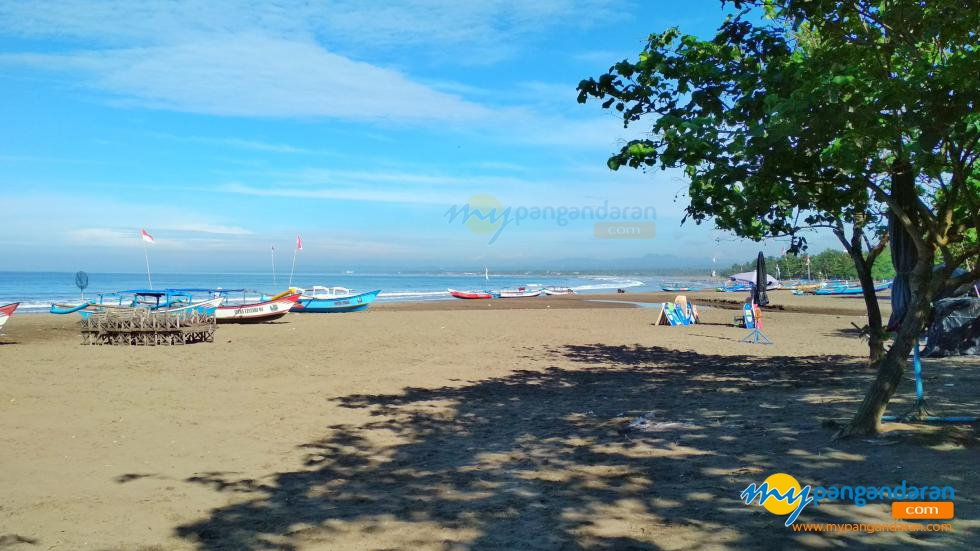 Kondisi dan Cuaca Objek Wisata Pantai Pangandaran
