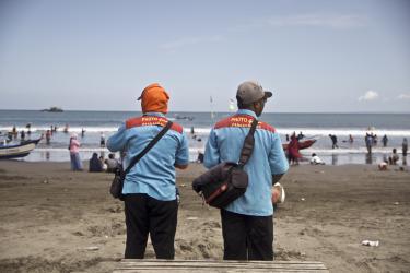 Nasib Fotografer Pantai Pangandaran di Tengah Kepungan Era Digital