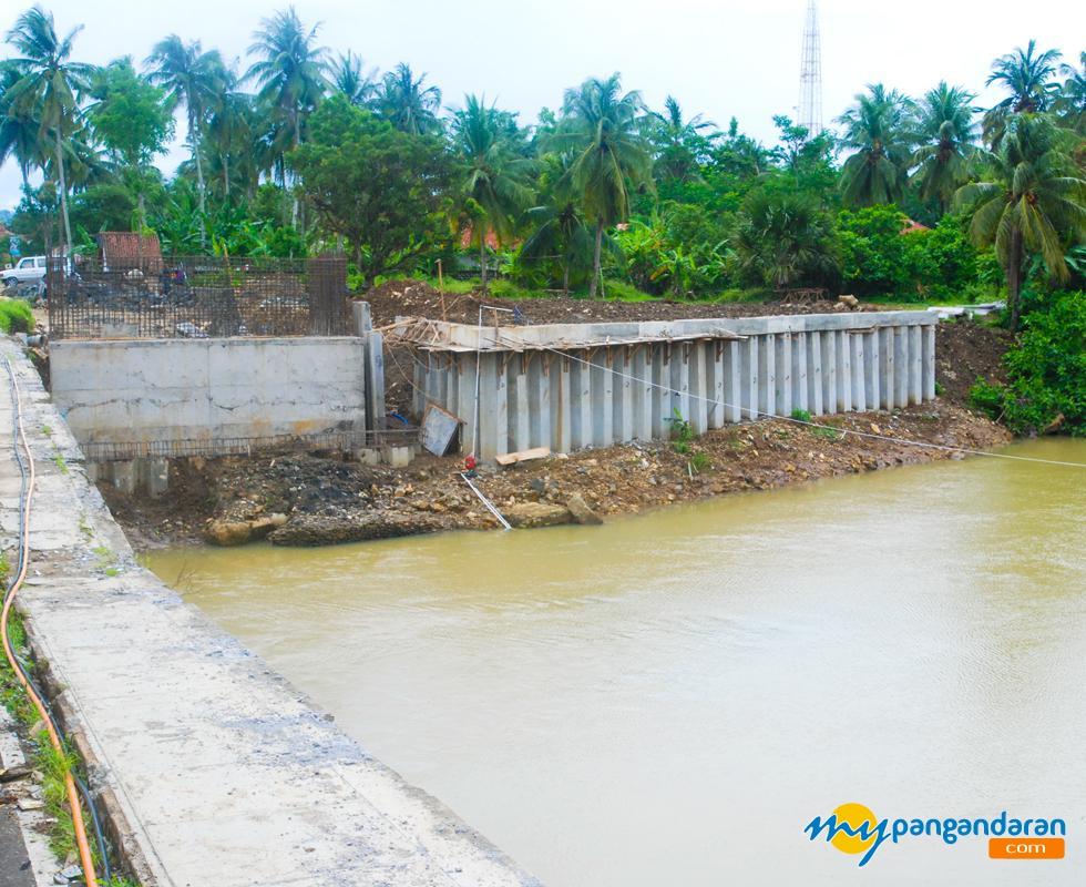 Ini Foto Terbaru Perkembangan Pembangunan Jembatan Ciputrapinggan