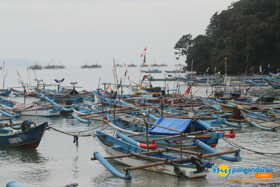 Unik, Hari Jumat Pantangan Melaut Nelayan Pangandaran