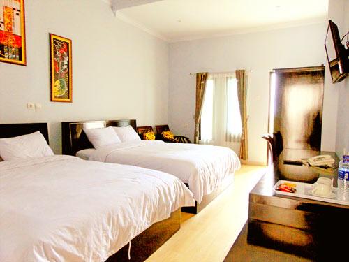 Daftar Ringkas Hotel di Pangandaran
