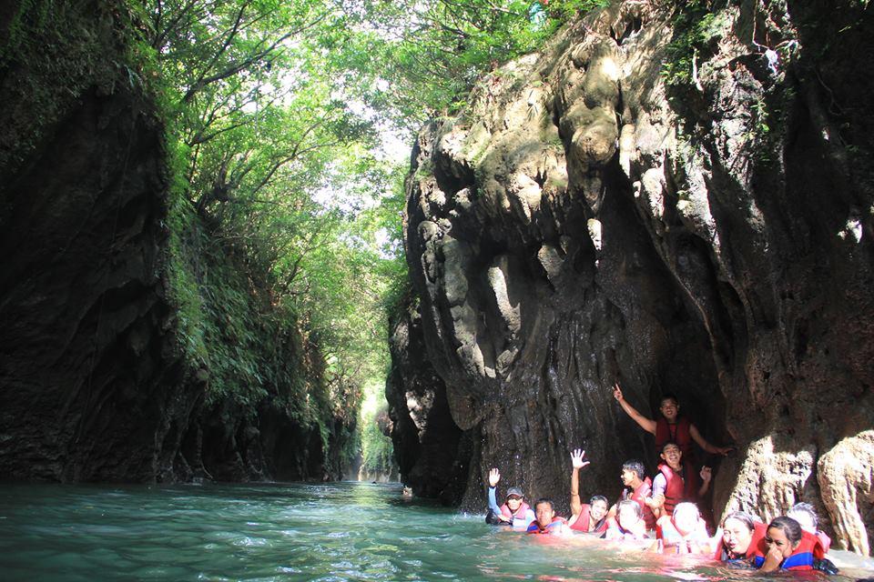 Wisata Ciwayang Rafting